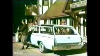 1964 Oldsmobile vista cruiser Commercial
