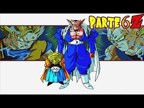 """Dragon Ball Z: The Legend Parte 6 """"Saga Majin Buu"""" Z Score: 100"""