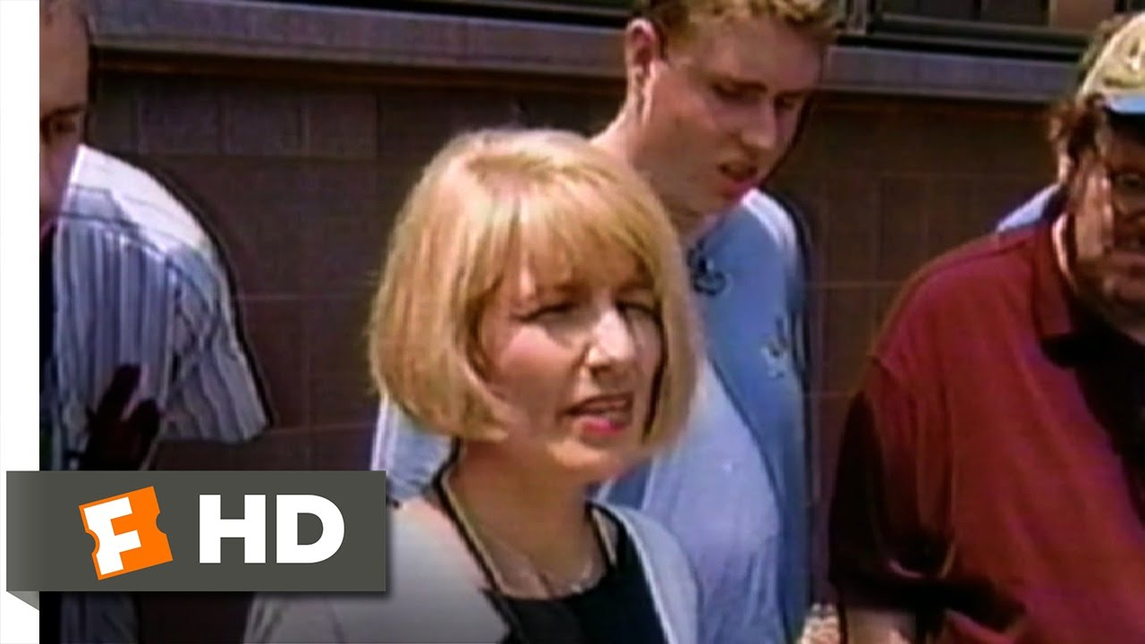 Download Bowling for Columbine (2002) - K-Mart's Statement Scene (9/11)   Movieclips