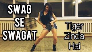 Swag Se Swagat Song | Tiger Zinda Hai | Katrina Kaif | Salman Khan | Olga73il