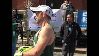 New Bedford Half Marathon finishes