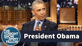 President Obama Talks Staying in DC after His Term Ends thumbnail