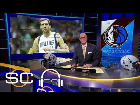 Thumbnail: Dirk Nowitzki's Impact On The Game Unmeasurable | 1 Big Thing | SC with SVP | June 27, 2017