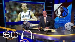 Dirk Nowitzki's Impact On The Game Unmeasurable | 1 Big Thing | SC with SVP | June 27, 2017