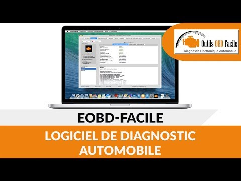 EOBD-Facile : OBD2 software for car diagnostic - Outils OBD Facile