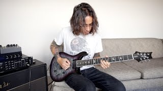 Periphery - It's Only Smiles (Guitar Playthrough)