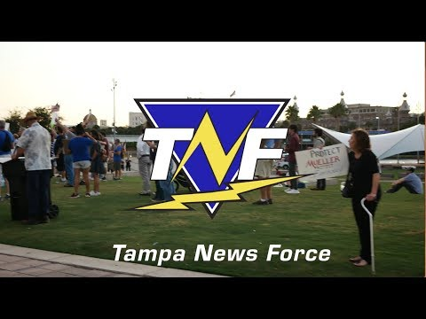 TAMPA NEWS FORCE - 11/8/18 - CONSTITUTIONAL CRISIS PROTEST!