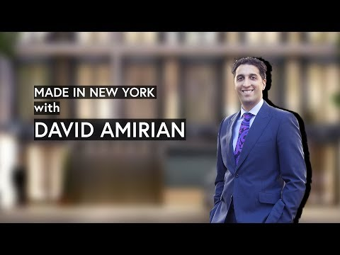 Made In New York Podcast With Real Estate Developer David Amirian