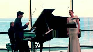 Brahms - Gestillte Sehnsucht - Samatha Hankey, mezzo-soprano