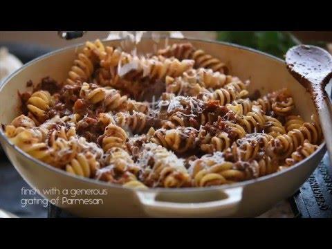 Mushroom Ragu/Bolognese