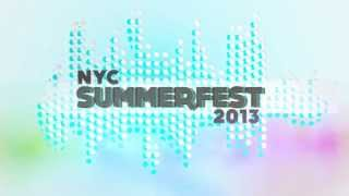 Motion Graphics Project: Music Festival Promo