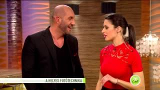 Futópraktikák kezdőknek - 2015.03.24. - tv2.hu/fem3