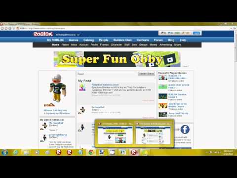 ROBLOX how to get 1,000,000 robux and tix