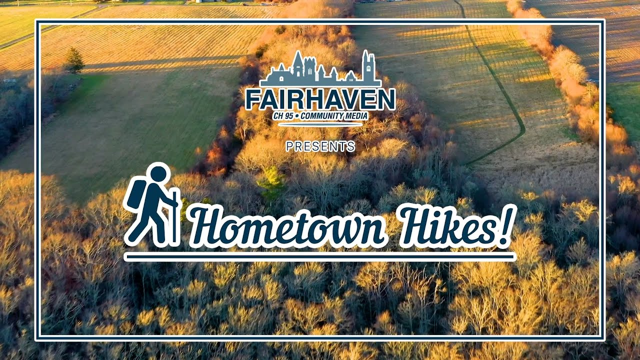 Hometown Hikes - Carvalho Farm Trail