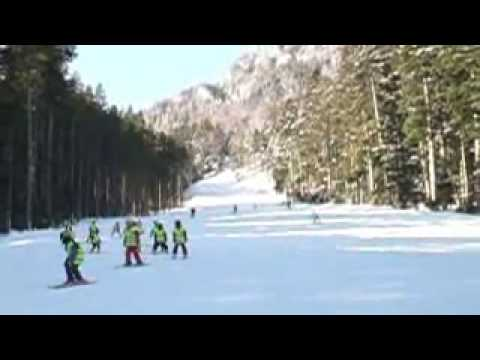 Bucharest Sport Club - Tabara Ski -  Grupa Mare Busteni 2010