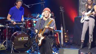 David Crosby & Friends - Janet / 8 Miles High / Wooden Ships (Olympia - Paris - September 9th 2018)