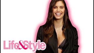 Sara Sampaio's Tips to Celebrating Valentine's Day Like a Victoria's Secret Model