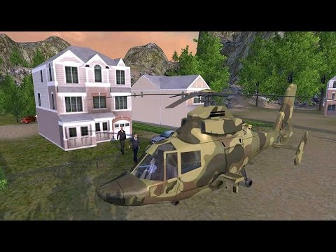 Presidential Helicopter SIM 2 (by TrimcoGames) Android Gameplay [HD]