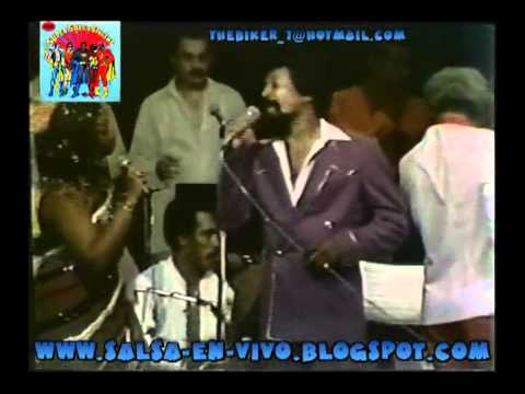 Fania All Stars en vivo desde Panama 1980 - Isadora/Cachumbambe Ft. Celia Cruz