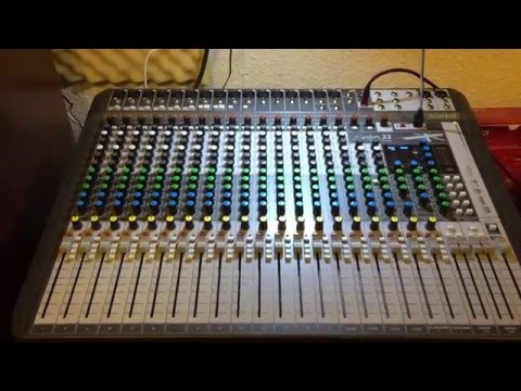 Soundcraft Signature 22MTK Unboxing/Demo/Review