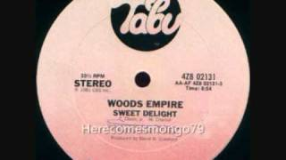 Boogie Down - Woods Empire - Sweet Delight