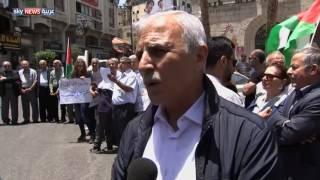 وقفة رمزية تنديدا بذكرى انقلاب حماس
