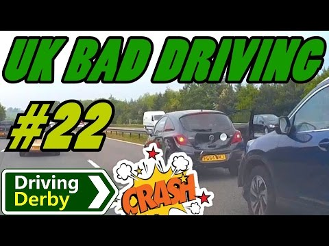 UK Bad Driving (Derby) #22