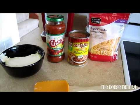 Quick & Easy Bean Dip Recipe! | VEDA Day 11