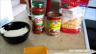 Quick & Easy Bean Dip Recipe! | Veda Day 11