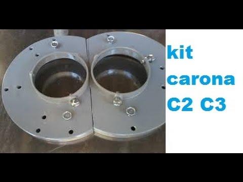 Como Fazer Kit Carona C2 C3 [Passo a Passo]
