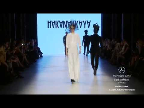 HAKAN AKKAYA- Fall/Winter 2013-14 Collection - Istanbul Mercedes-Benz Fashion Week