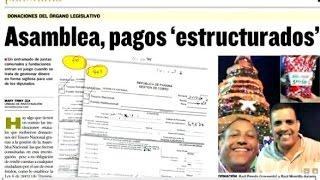 Prensa.com: Así se hizo la investigación sobre donaciones y contratos de la Asamblea