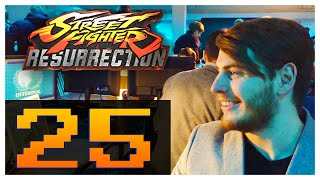 Vlog 25: I'm an Actor in Street Fighter?????