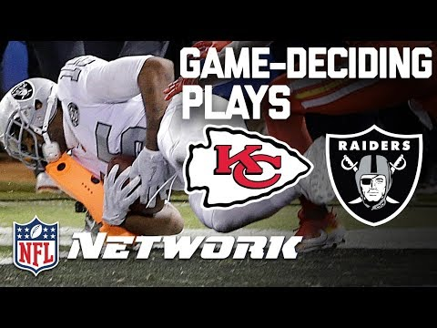 How the Raiders Executed Their Comeback Win vs. the Chiefs | Instant Playbook | NFL Network