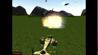 C&C Assault 0.5.x - Explosion With Physics (experimental)