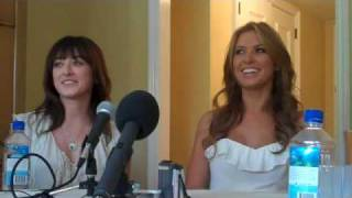 Audrina Patridge disappointed by Heidi Montag's music