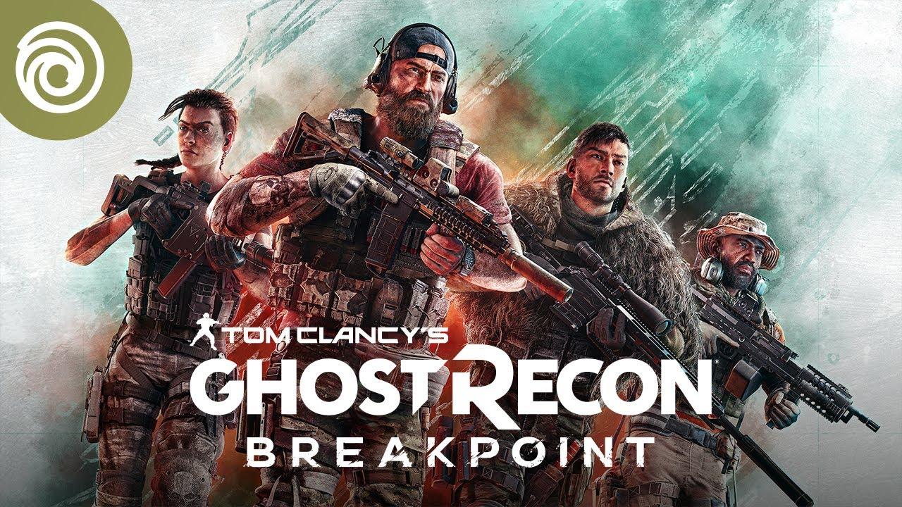 Ghost Recon Breakpoint: Trailer Free Weekend
