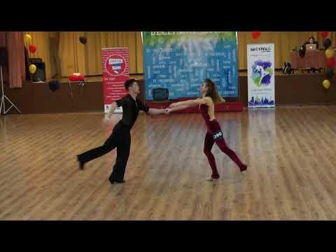 ВО2018 Absolute Fast 1 Место №86 Илья Тимофеев - Екатерина Черданцева