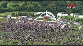 Podróż apostolska Franciszka do Irlandii: Msza Święta w Phoenix Park