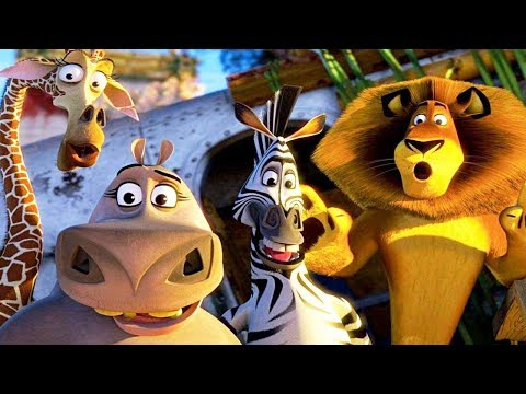 Madagascar 3: The Video Game (Madagascar 3: Europe's Most Wanted) Full Game Walkthrough All Episodes
