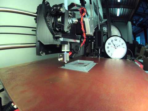 3D Printing a GoPro HD HERO 2 Research Balloon Mount