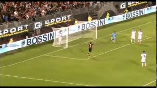 Video Gol Pertandingan Catania vs Cagliari