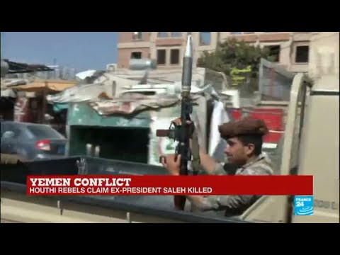 Yemen: Houthi rebels blow up house of ex-president Saleh, claim he has been killed