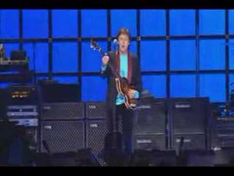 Paul McCartney - Till There Was You