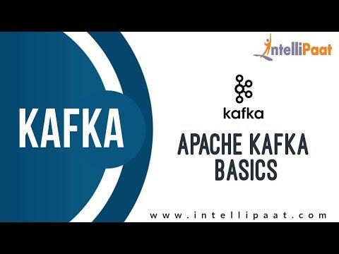 Kafka Basics | Kafka Tutorial | Online Kafka Training | Intellipaat