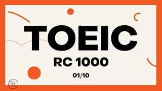 Study w/ คพจ. : TOEIC 2020 Rea…