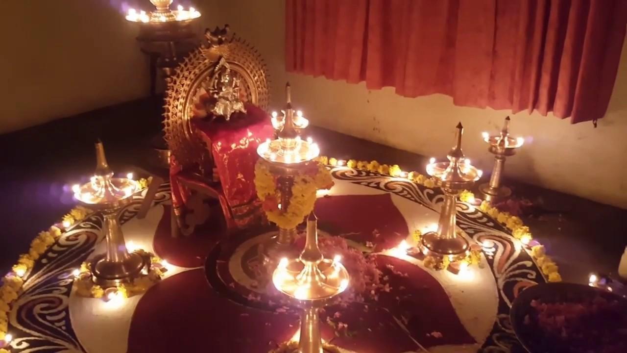 Kuja (Mars) Mantra Japa by Sreejith Nampoothiri - YouTube