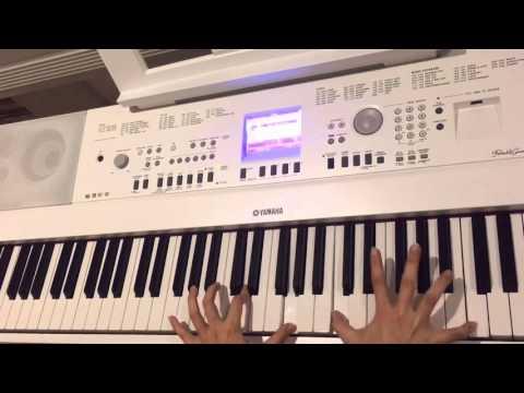 Kara Sevda Kokun Hala Tenimde Piano cover
