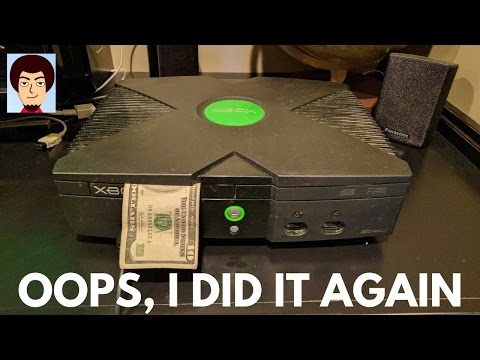 What Happens When You Put a Foreign Disc in the ORIGINAL XBOX ONE??