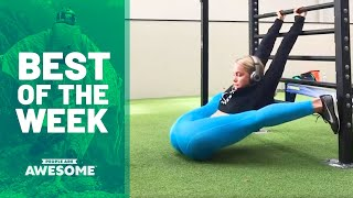 Contortion, Finger Tutting & More | Best of the Week